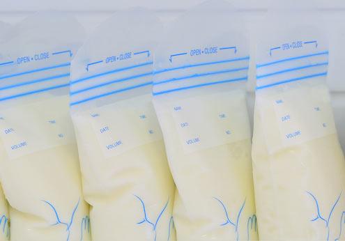 Human milk fortification